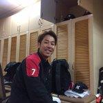 ゴールデングラブ賞を初受賞した鈴木選手。感謝の一言。「ファンの皆様のおかげです!」と本当に嬉しそうで…