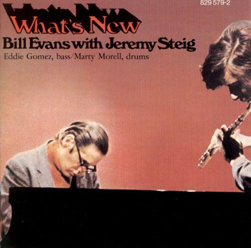 Bill Evans &amp; Jeremy Steig - What&#39;s New (Full Album)  http:// projazz.net/bill-evans-jer emy-steig-whats-new-full-album/ &nbsp; …  #jazz #piano #flute #BillEvans <br>http://pic.twitter.com/FwGjwJ2b0i