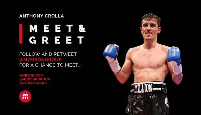 Jake jakebulger twitter come and meet prideofmanchester boxer antcrolla at our exclusive book launch event thursday 16 november at our salford head office find out more ccuart Images
