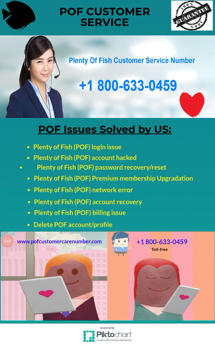 pof customer care number
