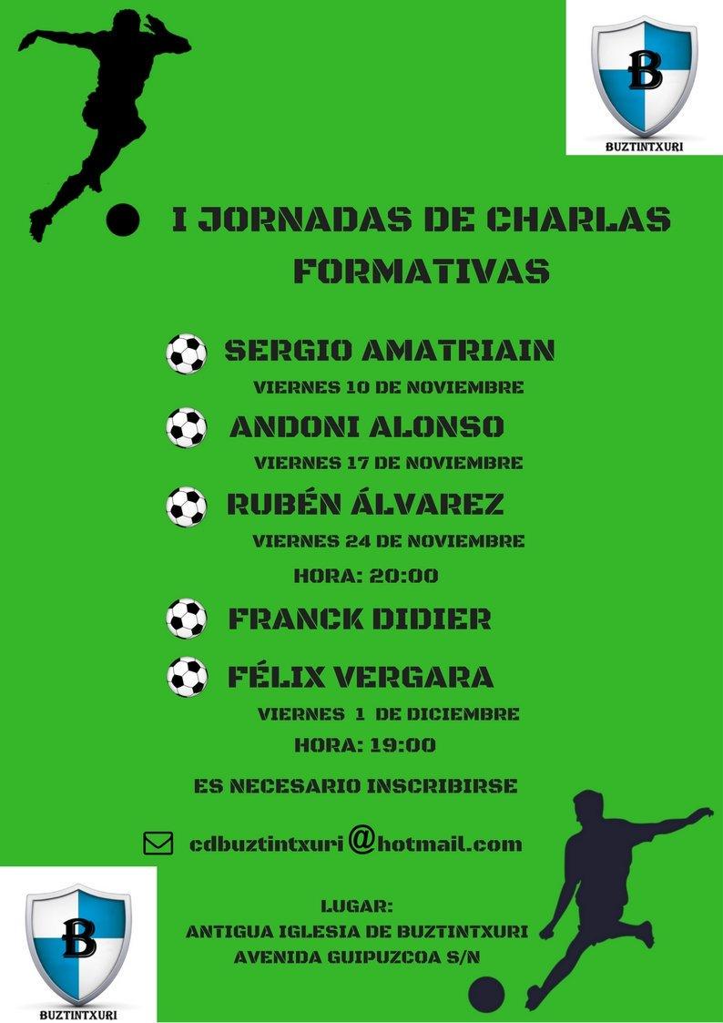 Desde La Banda - Fútbol Navarro | Asociación de Fútbol Buztintxuri