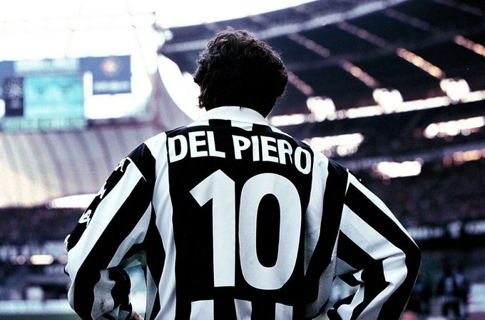 Happy birthday to an absolute legend of Italian football, Alessandro Del Piero