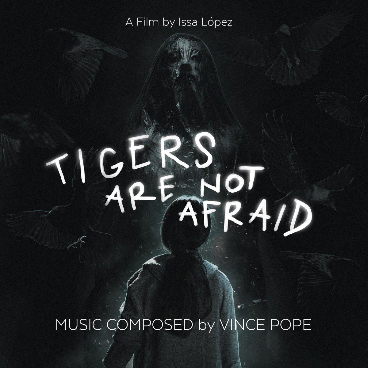 Risultati immagini per tigers are not afraid poster