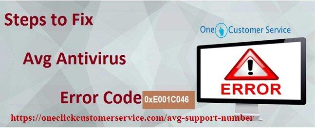 Steps to Resolve #AVG Antivirus Error 0xE001C046 Read More:  http:// bit.ly/2iFDTy4  &nbsp;  <br>http://pic.twitter.com/cGEo2XD16Z