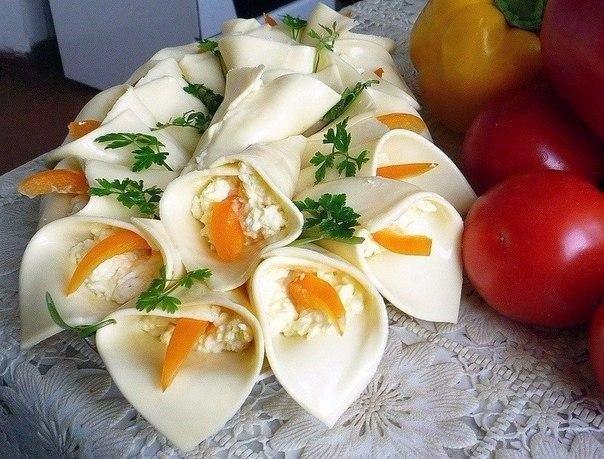 Рецепт сырная кесадия
