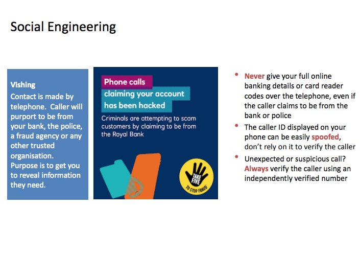 Natwest business on twitter social engineering never give your natwest business on twitter social engineering never give your full online banking details or card reader codes over the phone jmcybersafe reheart Images