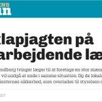 """""""Kære styrelse, stop klapjagten på lægerne, find balancen, og vær med til at sikre fortsat åbenhed om utilsigtede hændelser"""" skriver @SvendHartling i @DagensMedicinDK  #sundpol #detkuhavaeretmig https://t.co/QZwyGOLvZ9"""