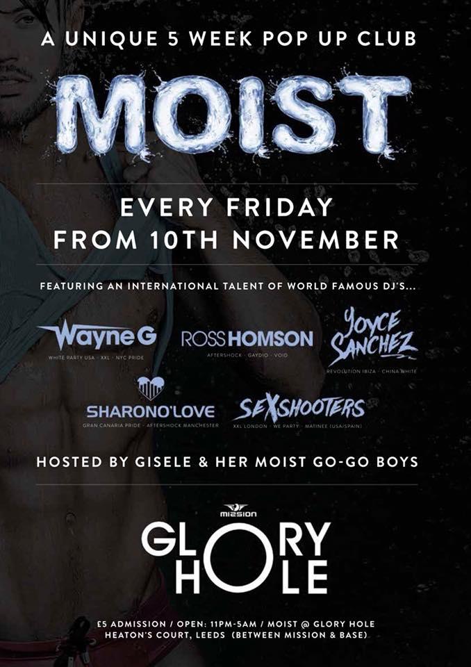 Friday glory hole