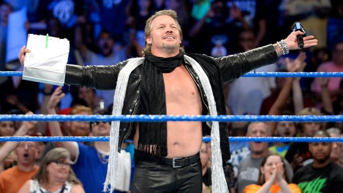 Vince McMahon wishes New Japan s Chris Jericho a Happy Birthday