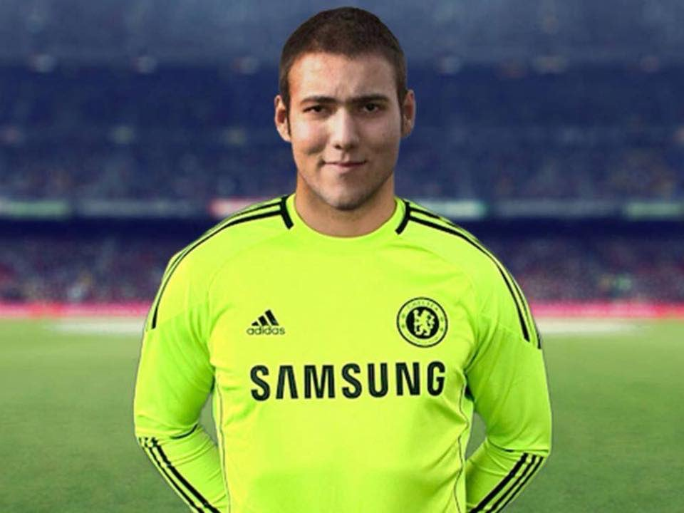 Chelseas longest-serving player, Matej Delac is leaving the club.  His testimonial match will be his debut. 😂