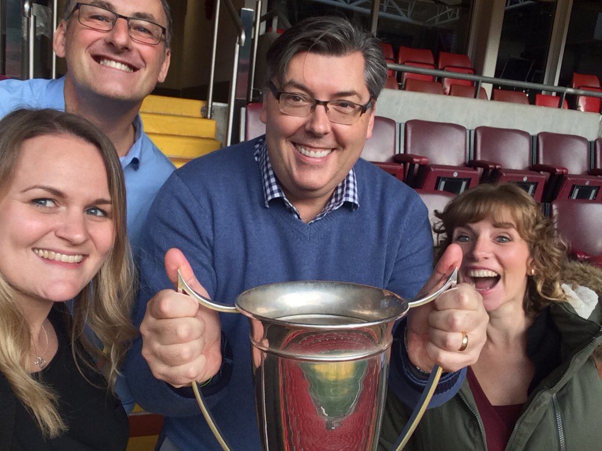 RT @LP_Emmabull All @LP_localgov staff having a great day in Cardiff! @LP_SeanHanson winning the trophy!
