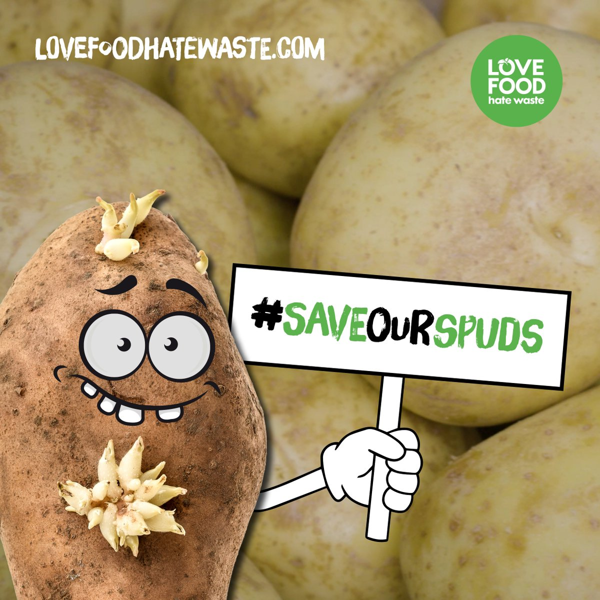 Love Food Hate Waste on Twitter: