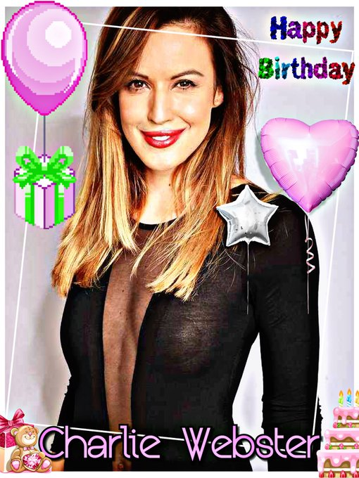 Happy Birthday Charlie Webster, Caroline Flack, Ruth Payne,Sue Upton, Tony Slattery,Matthew Fisher & Dennis Stratton