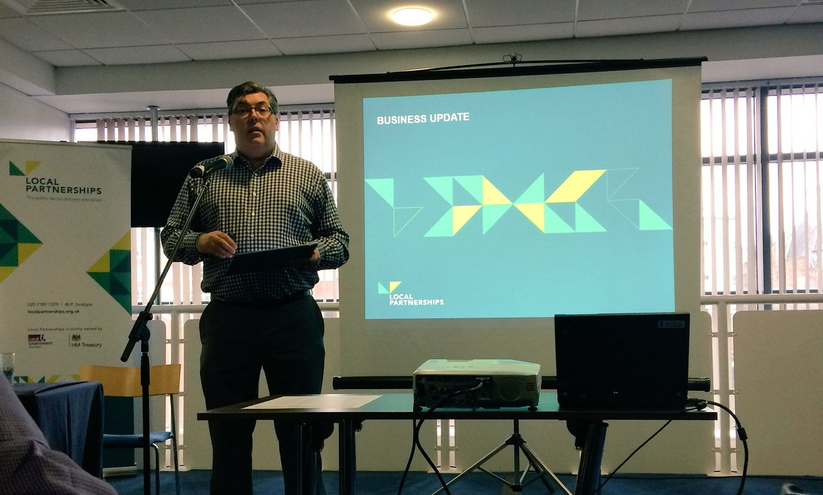 RT @HuwRussell @LP_SeanHanson updating us on @LP_localgov business and our focus on #strategy today
