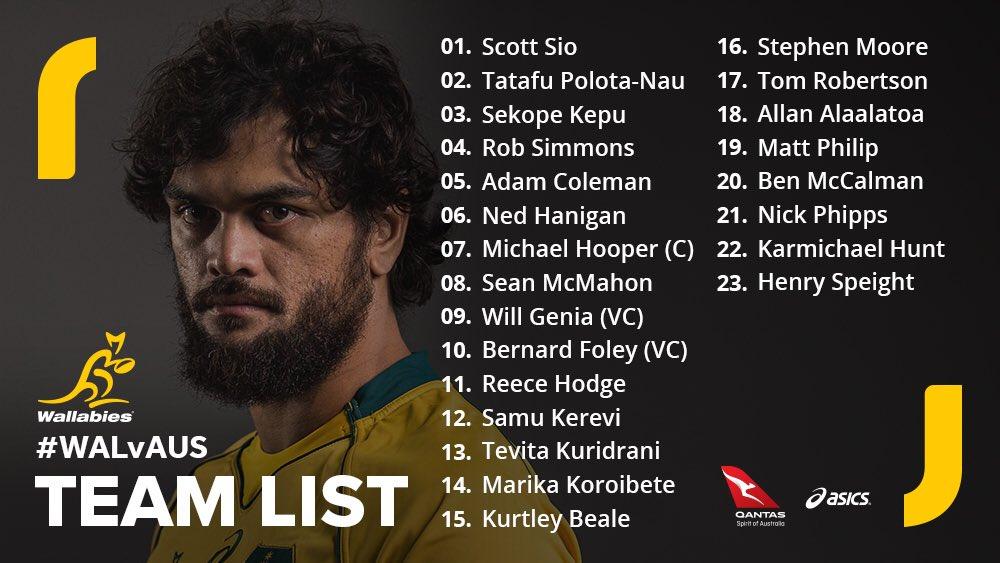 Wales v Australia  - 11th November DOMNUsbUIAEwE7u