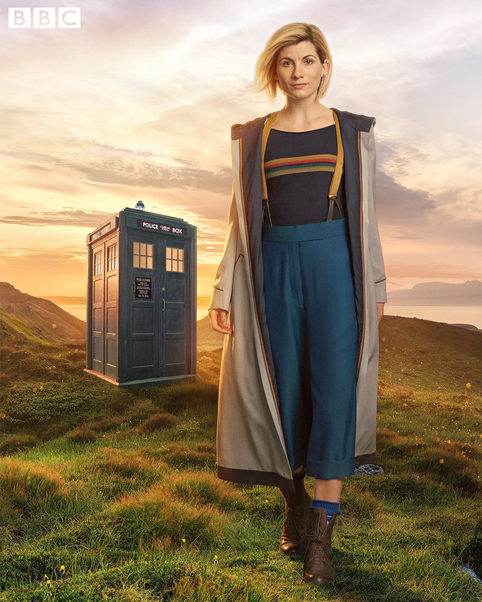 New series. New Doctor. New look!  #DoctorWho