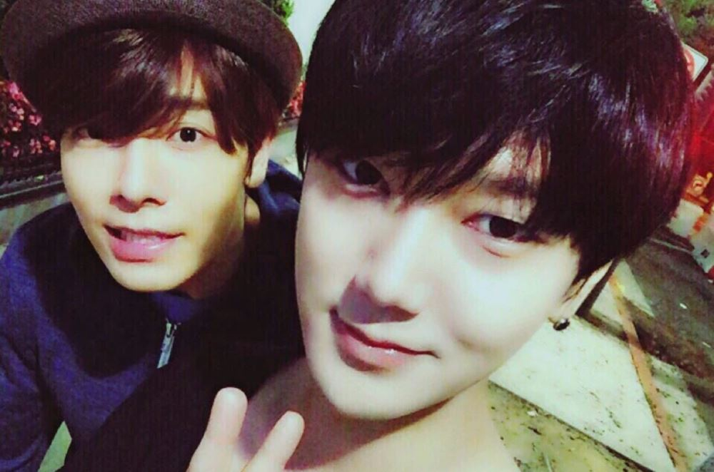 Donghae and yesung say other agencies scouted them even after super