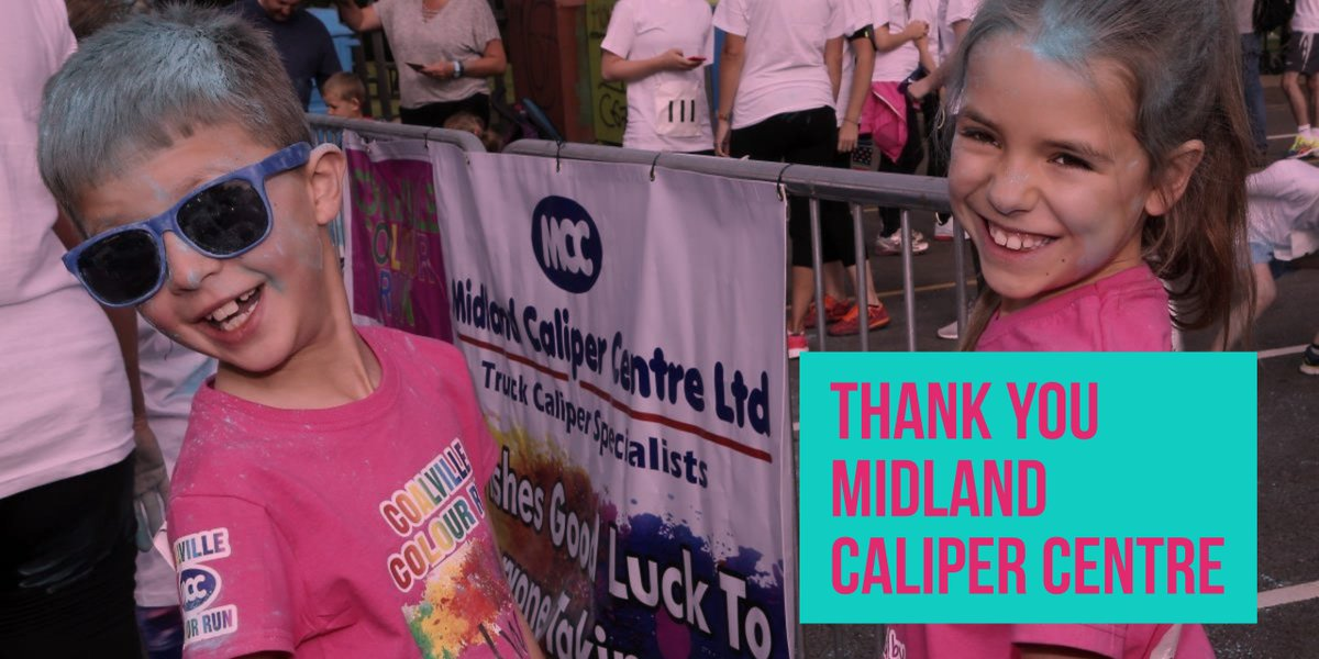 Big THANK YOU to @MidlandCaplierCentre who are #Sponsoring our amazing event again! #CharityEvent #CoalvilleColourRun<br>http://pic.twitter.com/Aa5gvGp0Nl