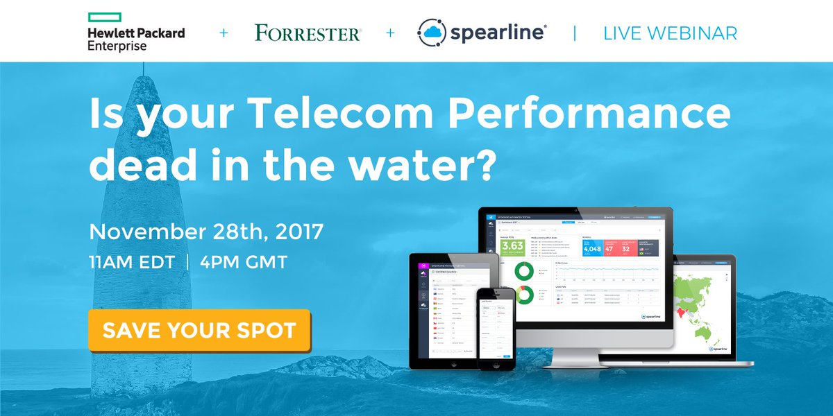 Are you last to know about your telecom issues? Join our webinar for a deep dive into the benefits of Audio Quality Testing:  http:// bit.ly/2zl3ggI  &nbsp;     @forrester @HPE #livewebinar <br>http://pic.twitter.com/CUezAEsNBK