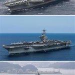 米空母3隻が「朝鮮戦争以来」の朝鮮半島周辺集結sankei.com/world/news/171… …