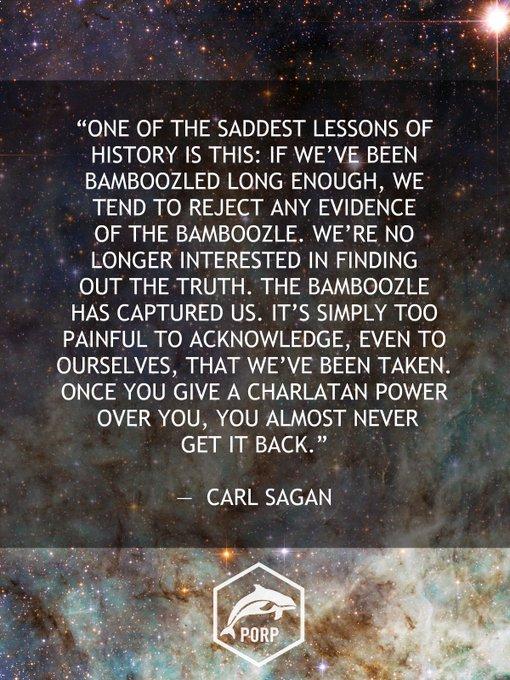 Happy Birthday Carl Sagan, we miss you!
