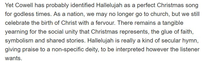tired hallelujah is a christmas song because its all religious and junk somehow even more tired hallelujah is a christmas song because its not even - Christmas Hallelujah Song