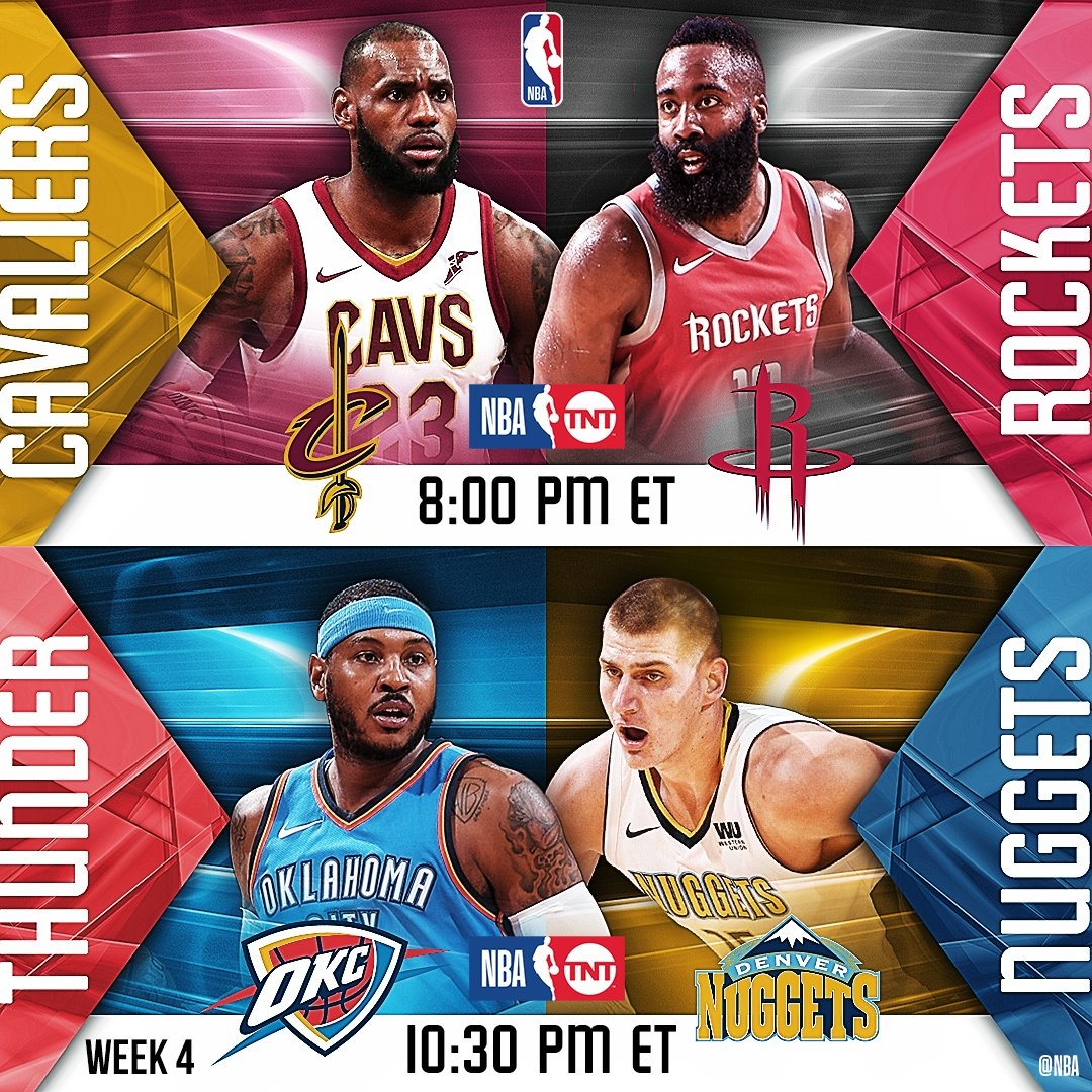 Nuggets Vs Rockets 2014: Thursday Game Thread - RealGM