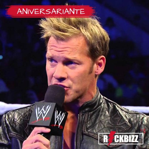 Happy Birthday, Chris Jericho!