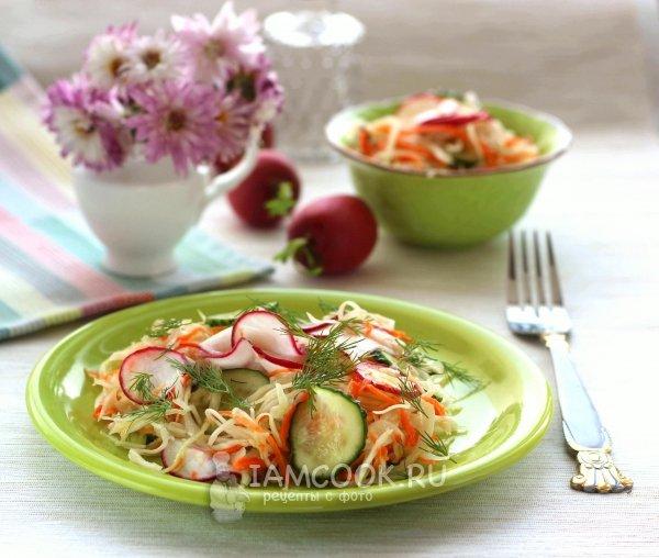 Рецепт салат с печенью
