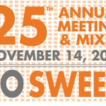 Today is the LAST day to RSVP online for our 25th Annual Meeting & Mixer. Join us as we celebrate another year of sweet accomplishments and success! https://t.co/gPwesGzKS3