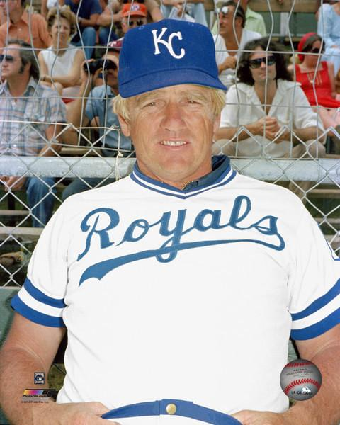 Happy Birthday to former Kansas City Royals manager Whitey Herzog(1975 - 1979), who turns 86 today!