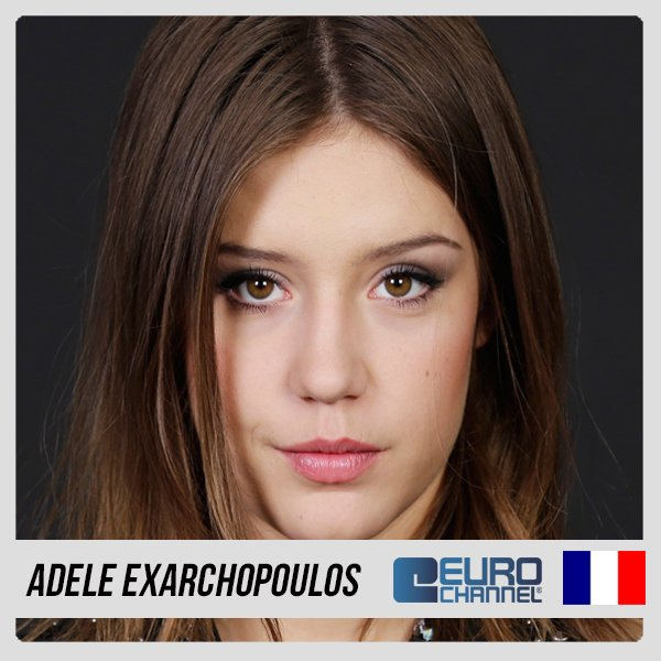 Share this photo and wish a very happy Birthday to Adèle Exarchopoulos!