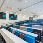 Check out the new #lecture #theatre #casestudy by @audiencesystems https://t.co/ULwk47JheQ #interiordesign #education #nhs @LancsHealthAcad @LancsHospitals