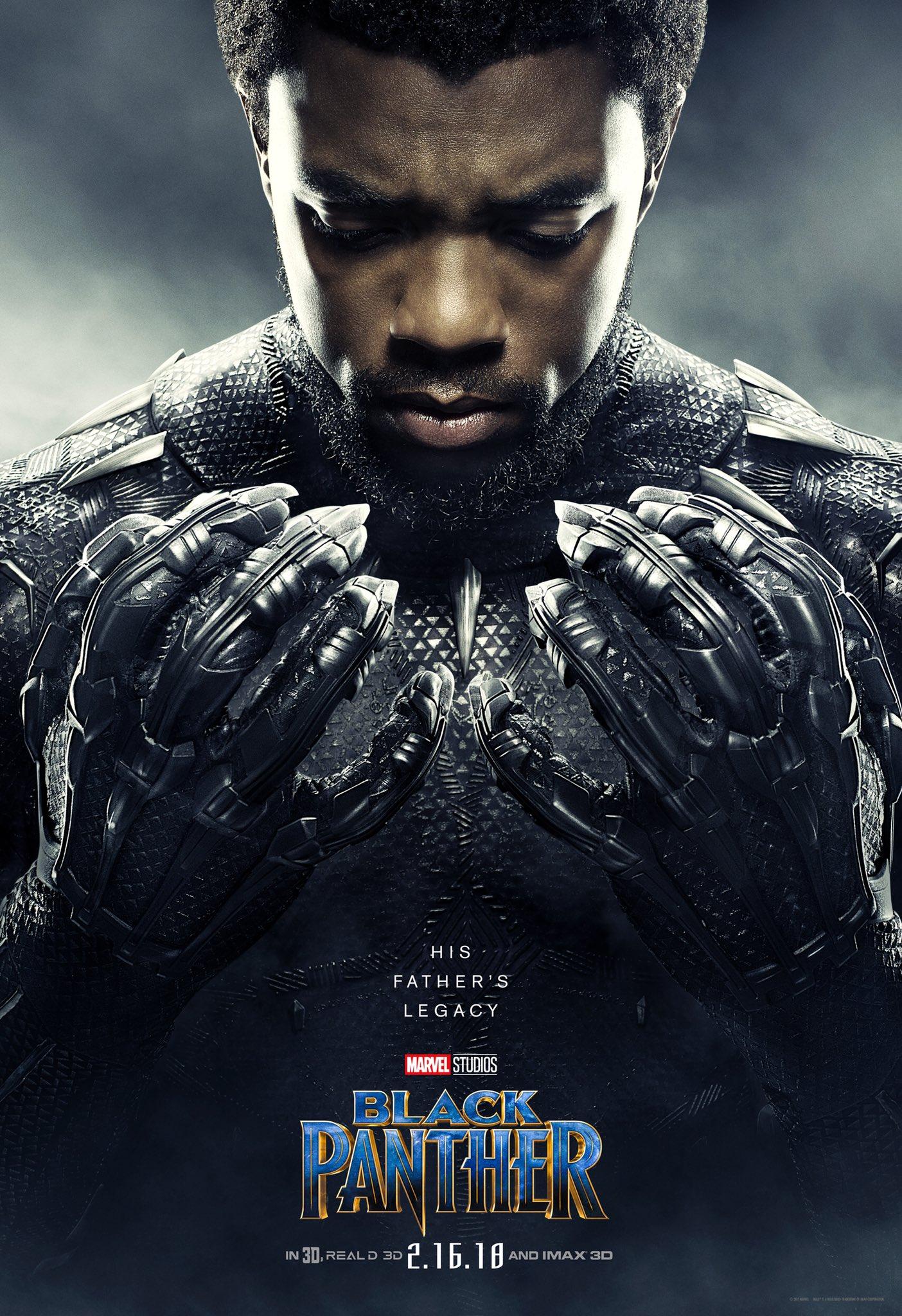 Black Panther ( Marvel) - Page 2 DONLSEDVAAAiZnW