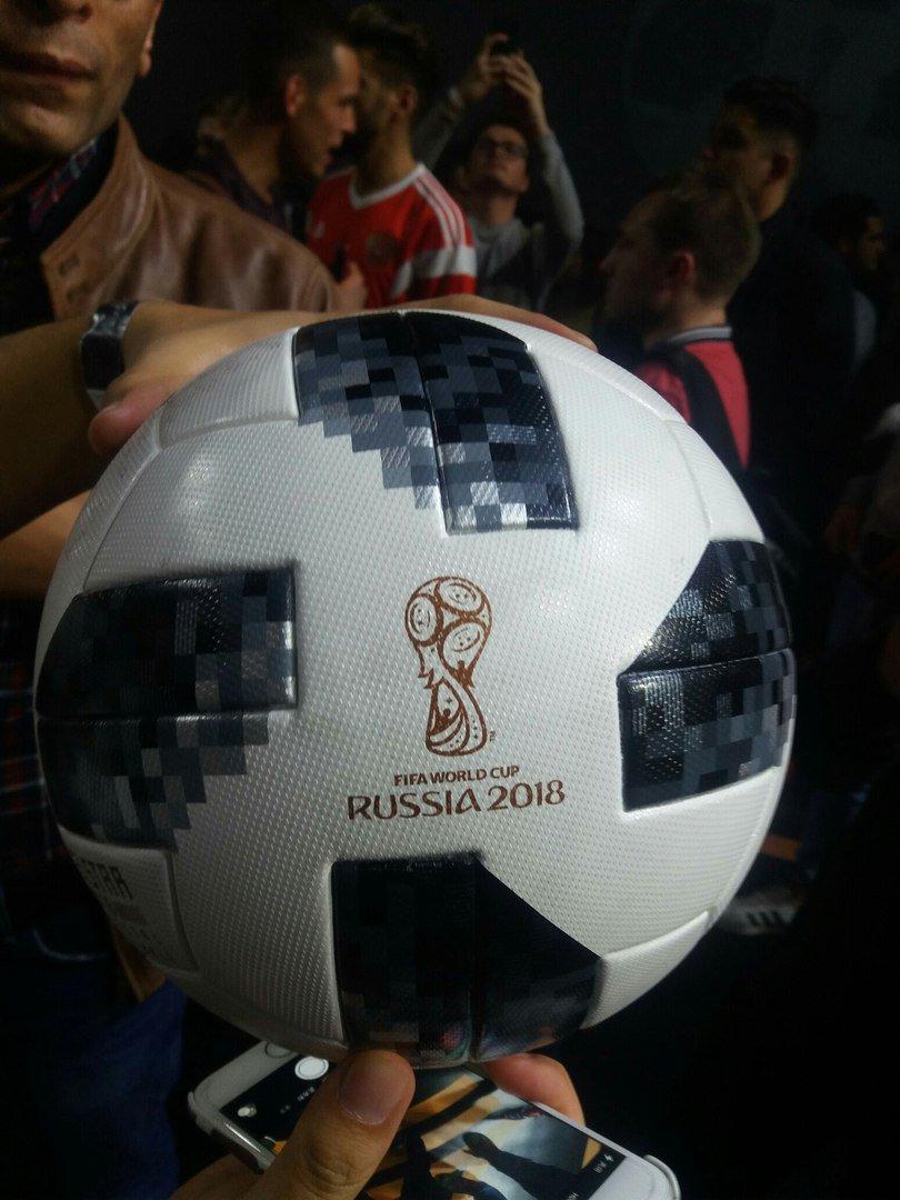 Фото мячей всех чемпионатов мира по футболу