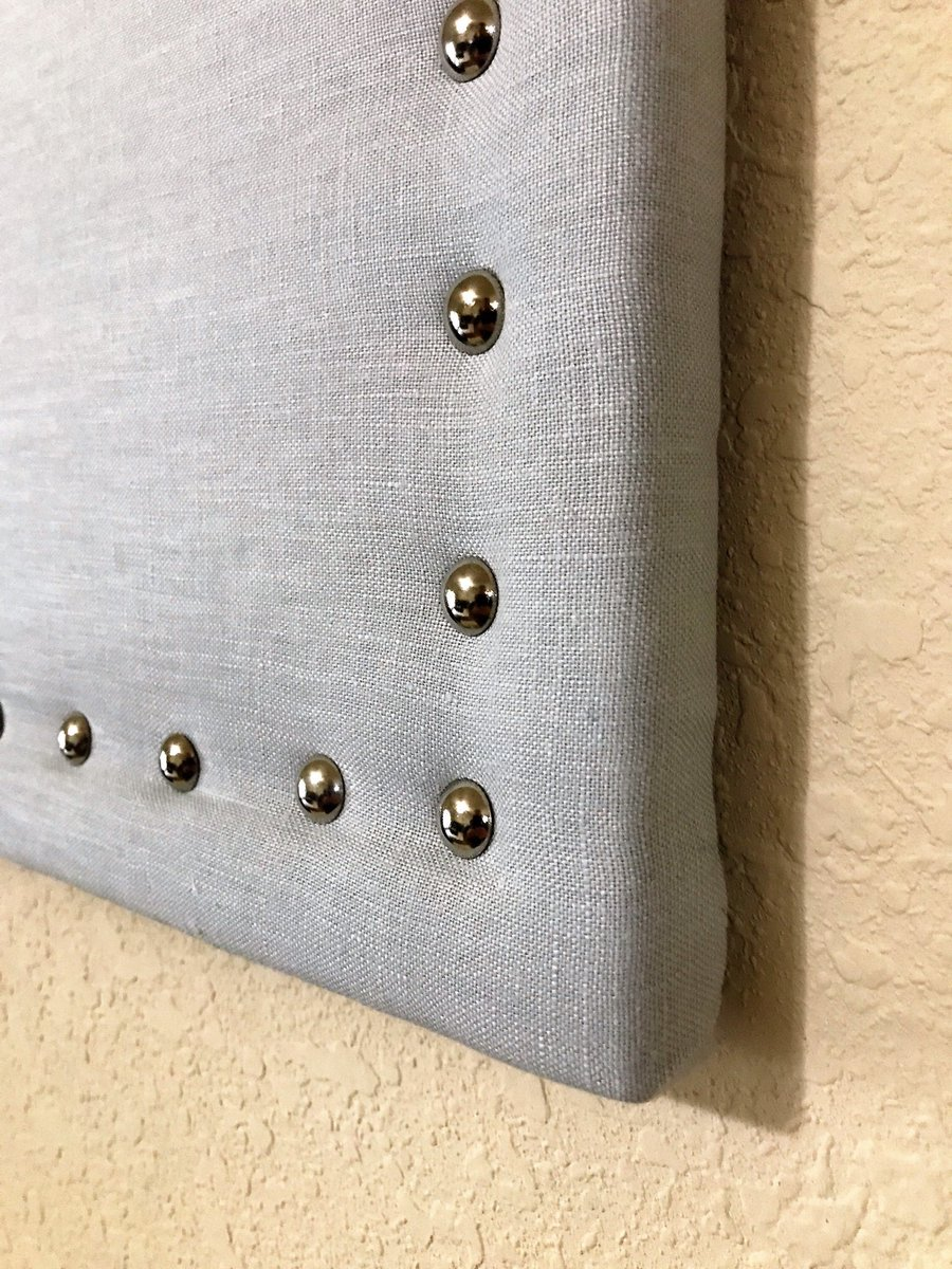 Excited to share the latest addition to my #etsy shop: Large 17 X 23 Gray Linen Fabric #Corkboard  #homedecor  http:// etsy.me/2je0wO0  &nbsp;  <br>http://pic.twitter.com/bYBR1mctE5