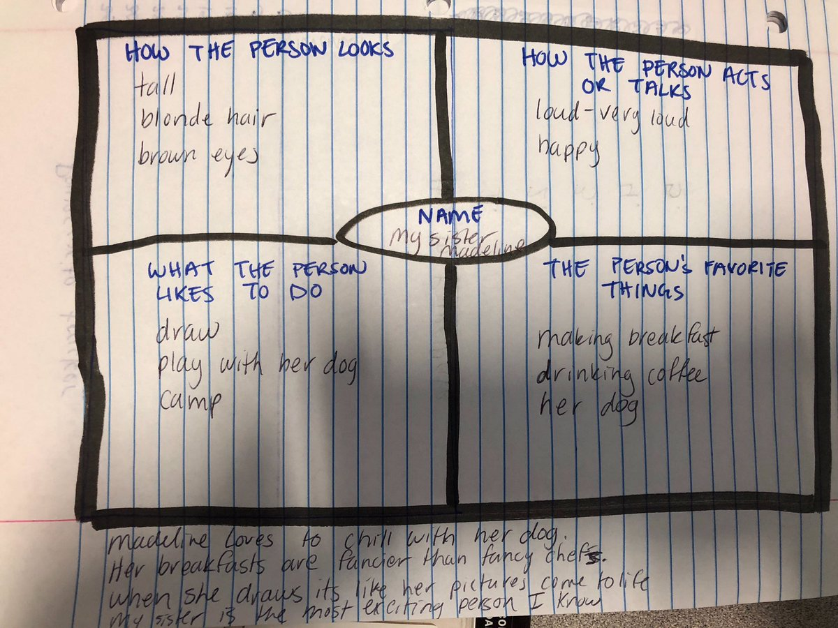 T examples poems