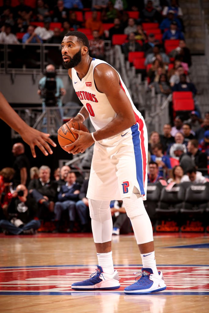 Andre Drummond has had 12+ REBS in each of his 1st 11 games this season. Hes just the 3rd @NBA player to do so over the last 40 seasons.