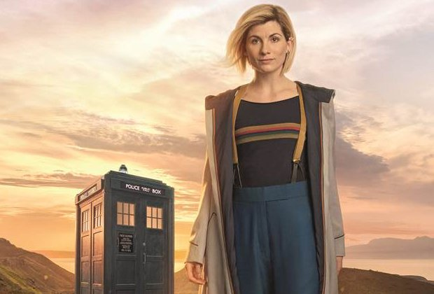 Première photo officielle pour Jodie Whittaker en Doctor Who - https://t.co/KxmSUyr8jw