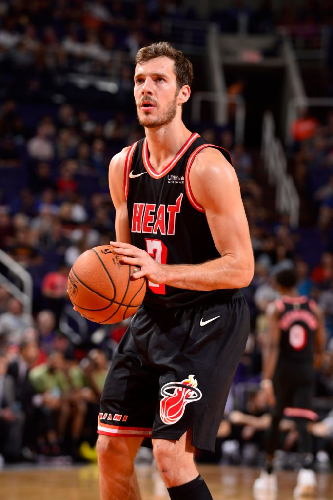 Goran Dragic is off to a hot start this season.  His FG% (48), PPG (20.2) & RPG (4.4) are all his highest through his 1st 11 games since 08
