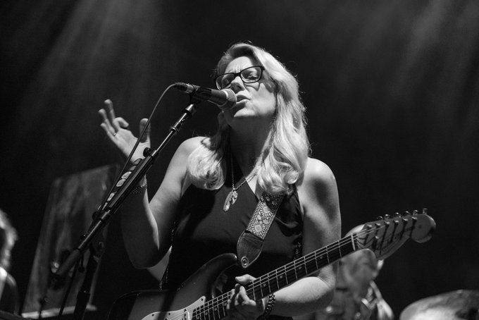 Happy birthday to our leader and one of the greatest singers of our time, Susan Tedeschi!