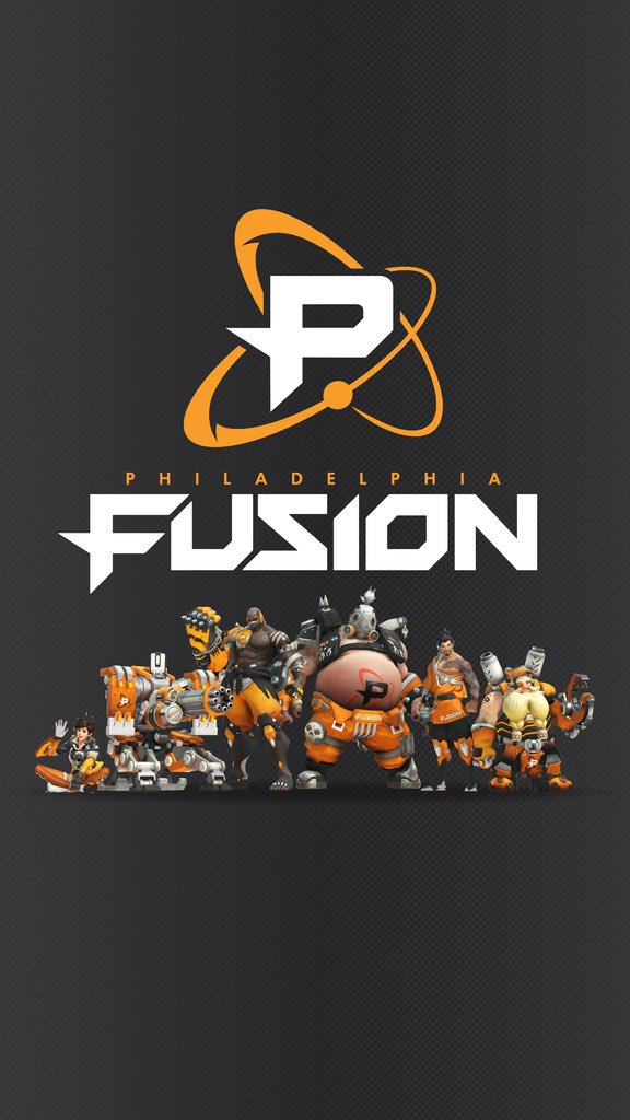 Philadelphia Fusion On Twitter New Phone And Computer Wall
