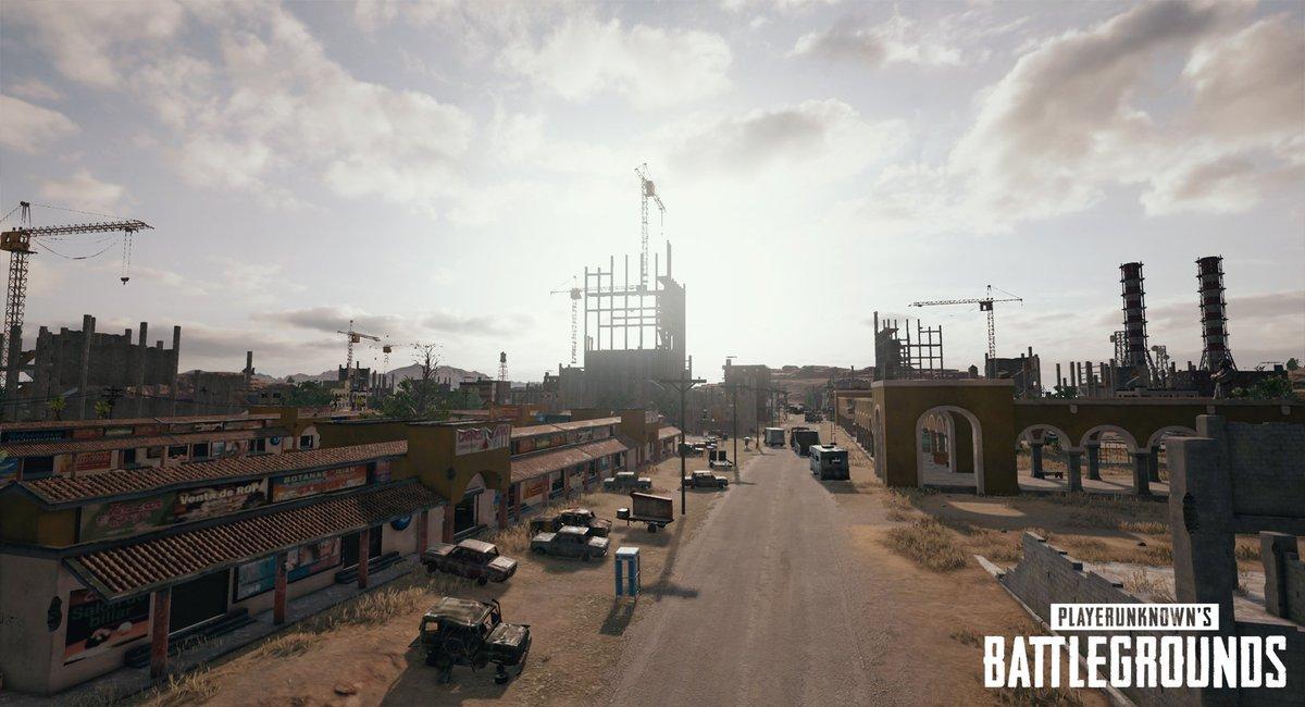 Más fotos del nuevo mapa