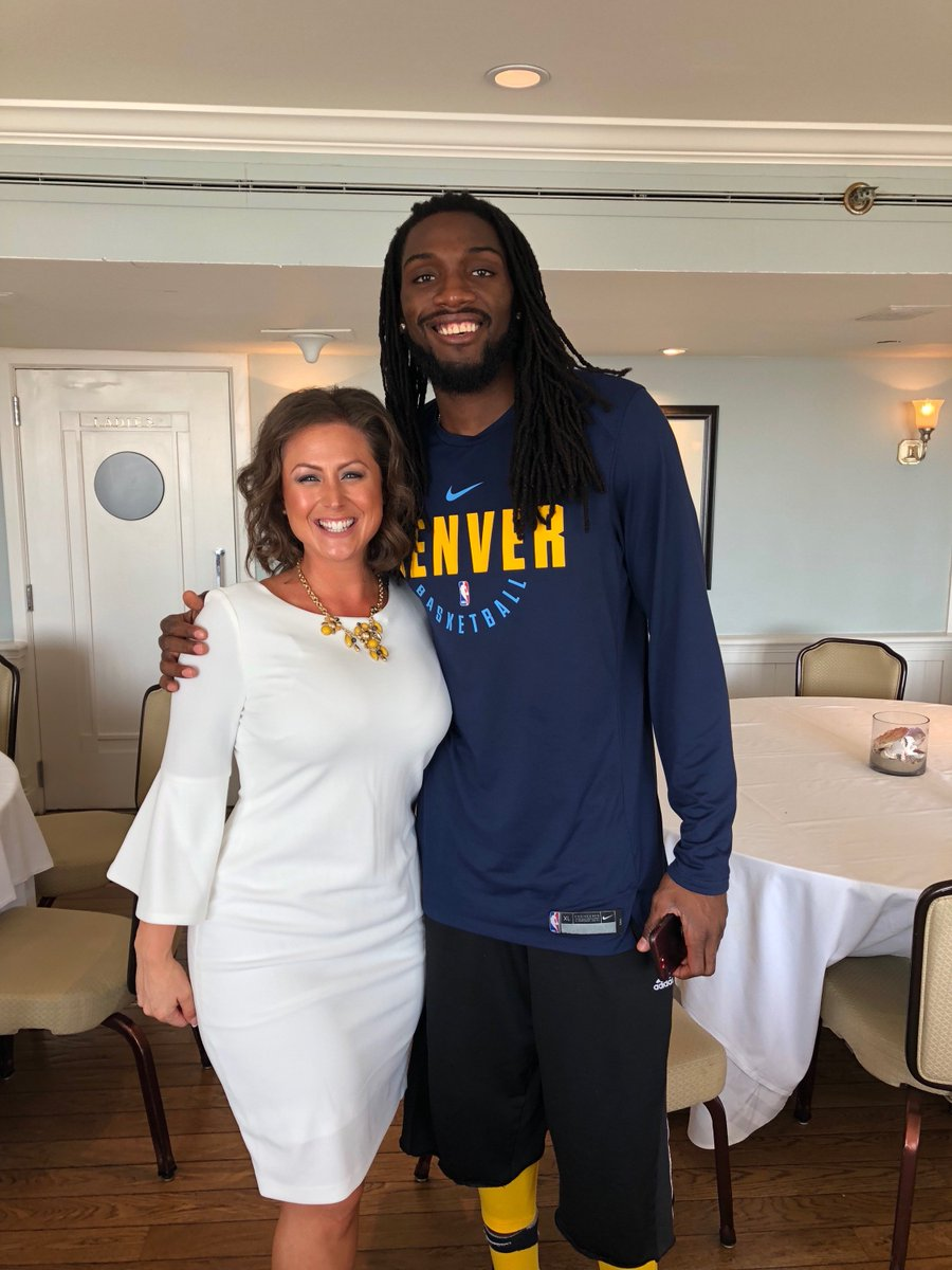 #TBT to an amazing day providing #personalbrand training to the #Nuggets #NBA  #Basketball #brand #athletes #visibility <br>http://pic.twitter.com/2nHh6UDY2Y