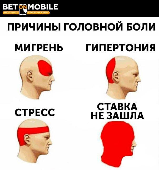 занимаюсь демотиватор виды головной боли вас