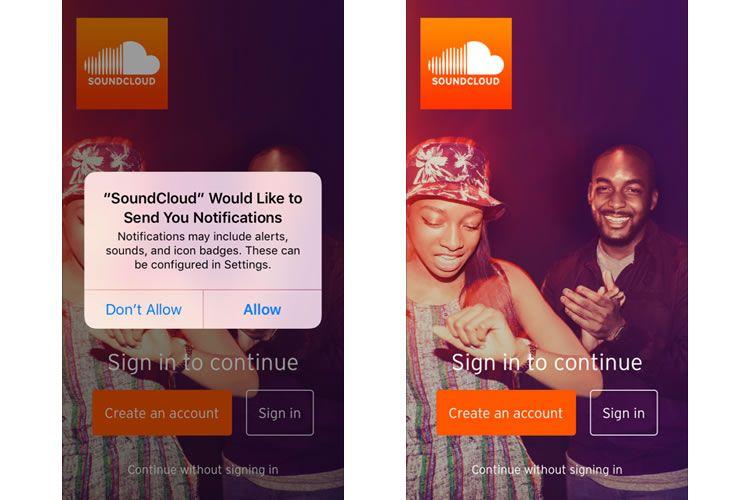 UX 案例研究:Soundcloud APP,和 Spotify、Apple music 不同的独立音乐平台,怎么解决发现音乐的问题 #设计案例 // UX Case Study: SoundCloud's Mobile App https://t.co/lVrWZJ7tS1 https://t.co/81JZqKdQbH 1