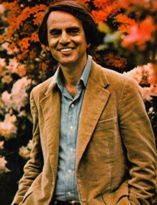 Happy 83rd birthday to Carl Sagan.