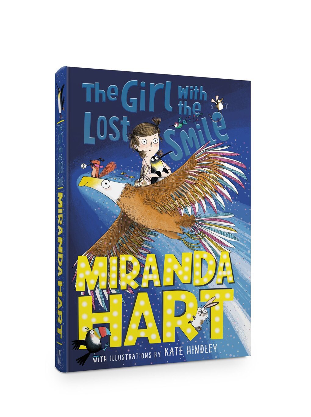 RT @EndOfSitcom: Have you picked up a copy of @mermhart's #TheGirlWithTheLostSmile yet? https://t.co/LxhuHI0qgW https://t.co/SDlvGiWeFf