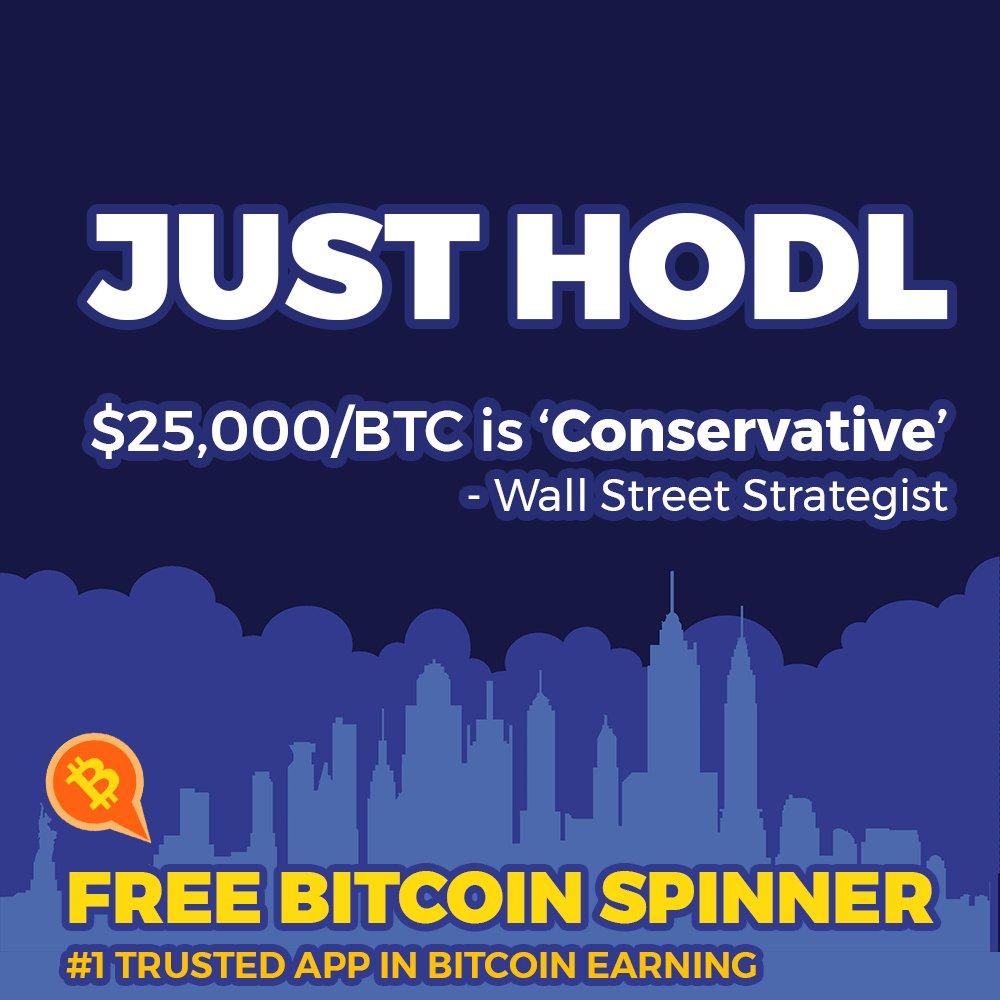 Free Bitcoin Spinner (@studiocastaway) | Twitter