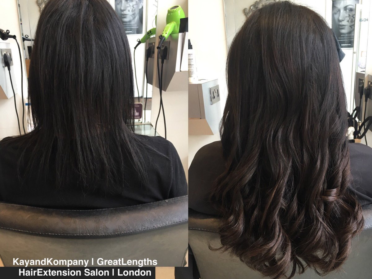 Hairextension hashtag on twitter gorgeous hair transformation by stacey kayandkompany hairsalon london muswellhill 125 bonds 16 greatlengths hairextension added for thickness pmusecretfo Images